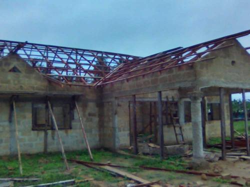 Roofing-frames